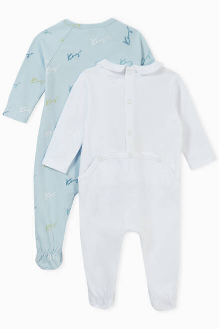 hover state of Signature Tiger Jumpsuit Pyjama Gift Set, Set of 2