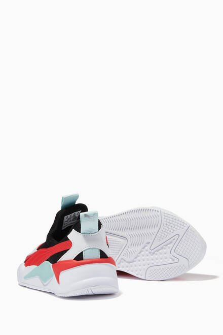 hover state of RS-X3 Slip-on Sneakers in Mesh