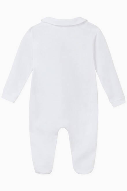 hover state of Teddy Bear Cotton Romper