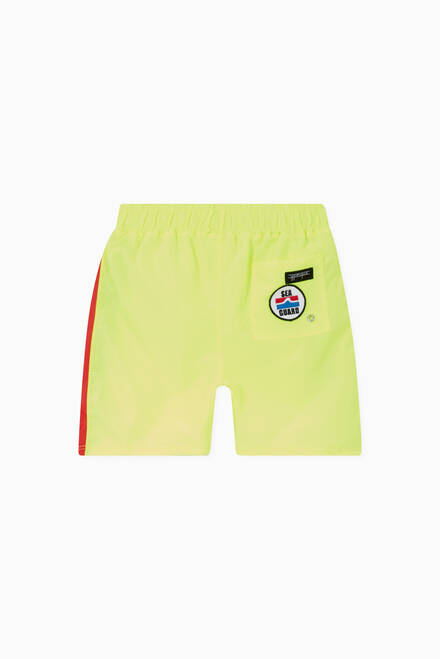 hover state of Sea Guard Swimming Trunks