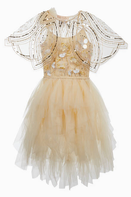 hover state of Capri Tulle Tutu Dress