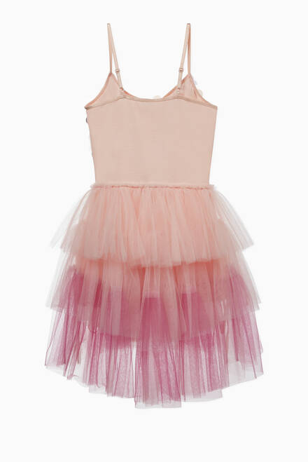hover state of Hawaii Tulle Tutu Dress