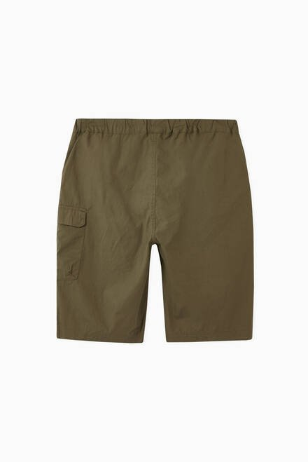 hover state of Cargo Swim Shorts in Organic Cotton