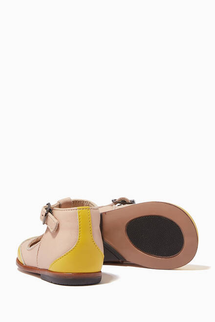 hover state of Dione Sandals in Leather