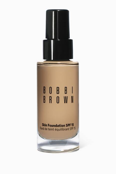 Natural 4 Skin Foundation SPF 15
