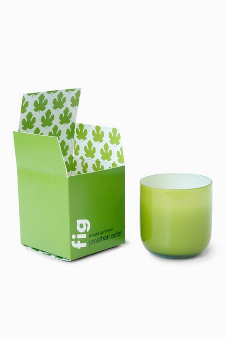 Green Pop Fig Candle