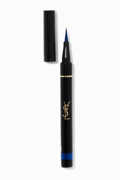 Deep Blue Shocking False Lash Effect Eyeliner