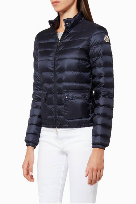 Navy Lans Jacket