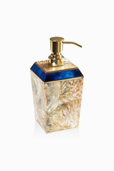 Blue & Gold Maharaja Sapphire Liquid Dispenser
