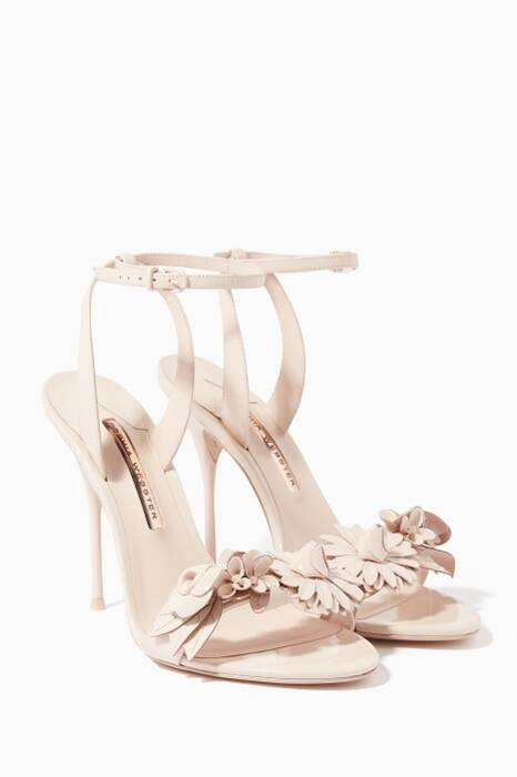 Light-Beige Lilico Leather Sandals
