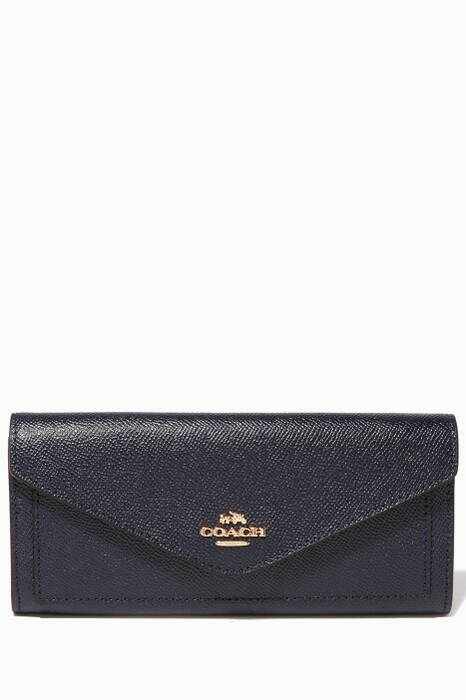 Navy Soft Wallet