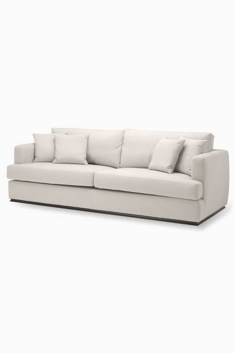Natural Hallandale Sofa