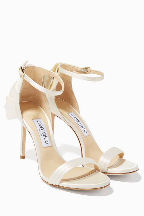 Ivory Kerry Sandals