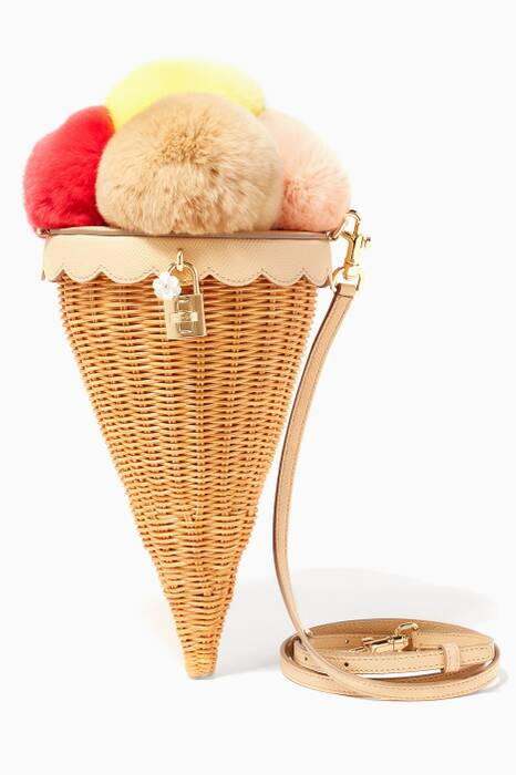 Ice Cream Cone Dolce Bag