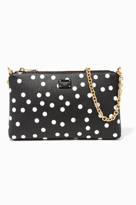 Polka-Dot Mini Bag