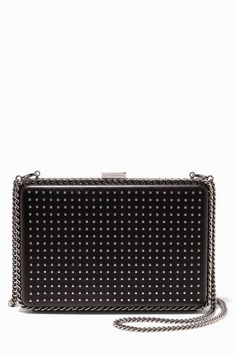 Black Falabella Clutch