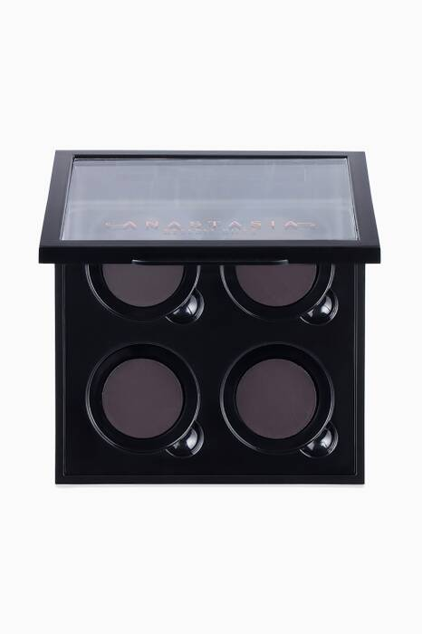 Empty 4-Well Refillable Eye Palette