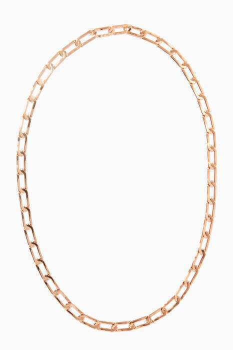Rose-Gold Milos Necklace