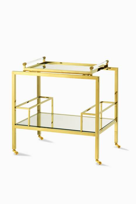 Gold Majestic Trolley