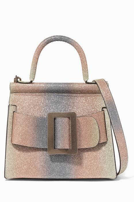Sparkle Dégradé Karl 24 Medium Top-Handle Bag