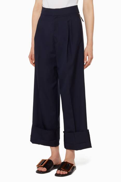 Navy Dominic Pants