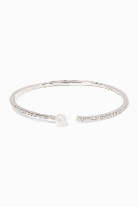 White-Gold Spectrum Bracelet