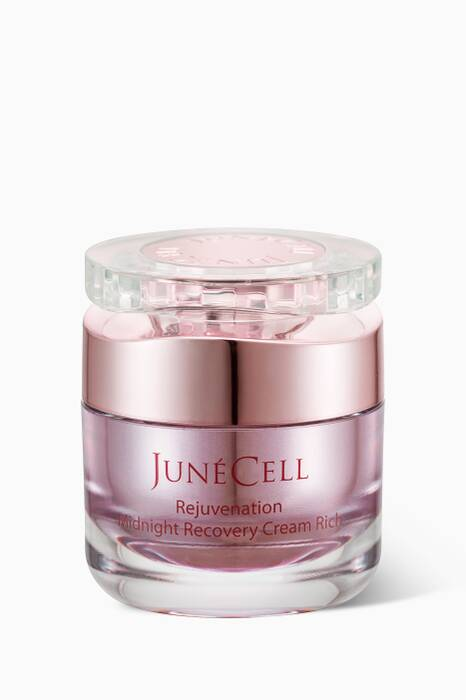 Junécell Rich Rejuvination Midnight Recovery Cream, 50g