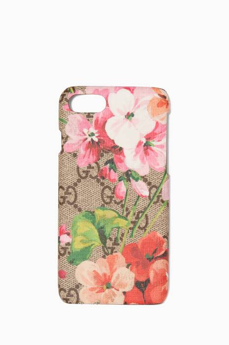 Beige GG Blooms iPhone® 7 Case