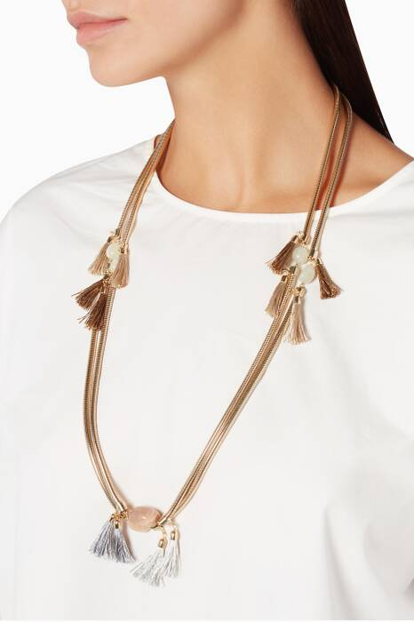 Gold Frivola Necklace