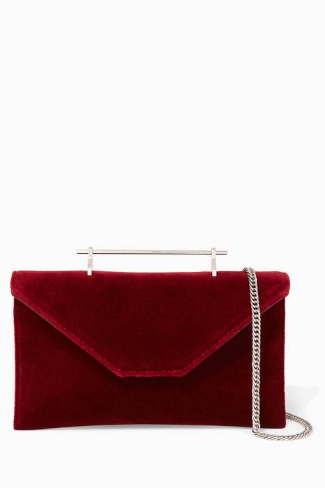 Red Velvet Mini Annabelle Bag