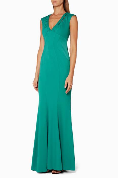 Green Ivy Gown