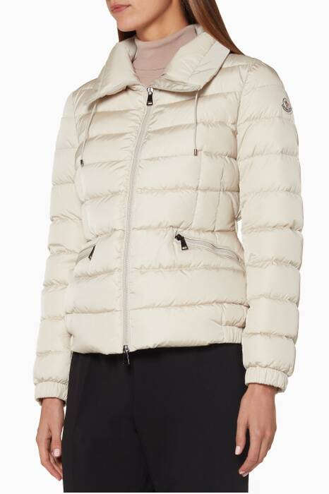 Off-White Irex Quilted Jacket