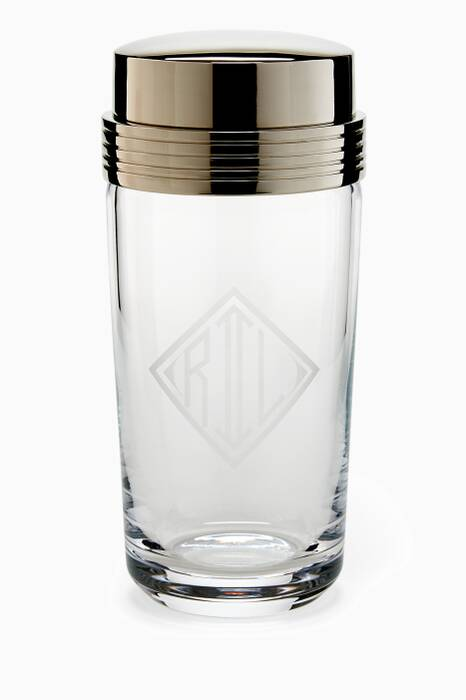 Clear Bentley Cocktail Shaker