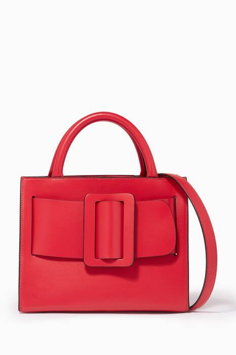 Red Small Bobby 23 Tote Bag
