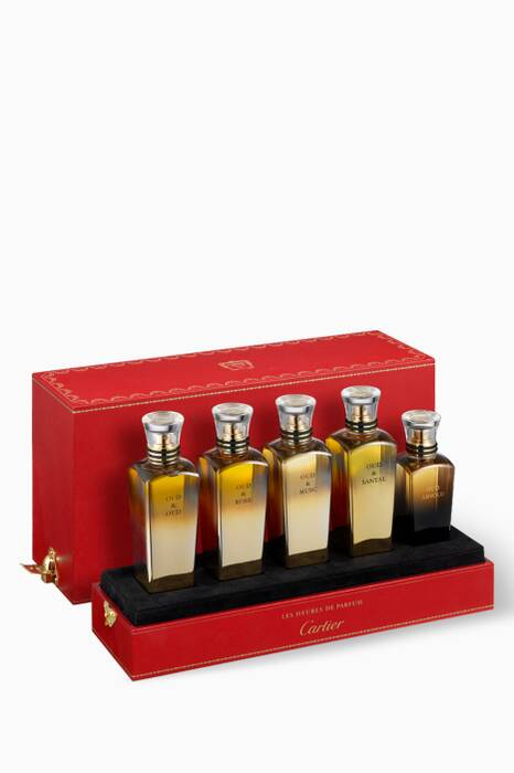 Oud Fragrance Set 75ml & 45ml