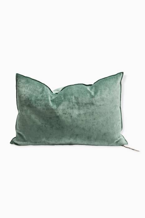 Pastel Blue Vice Versa Cushion