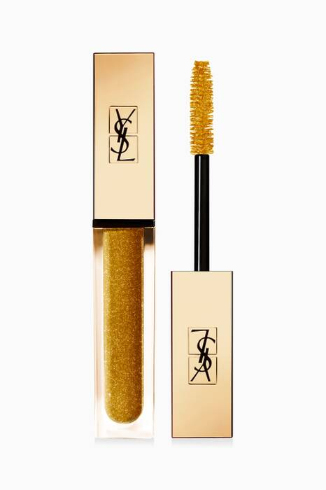 Metallic-Gold I'm The Fire Vinyl Couture Mascara