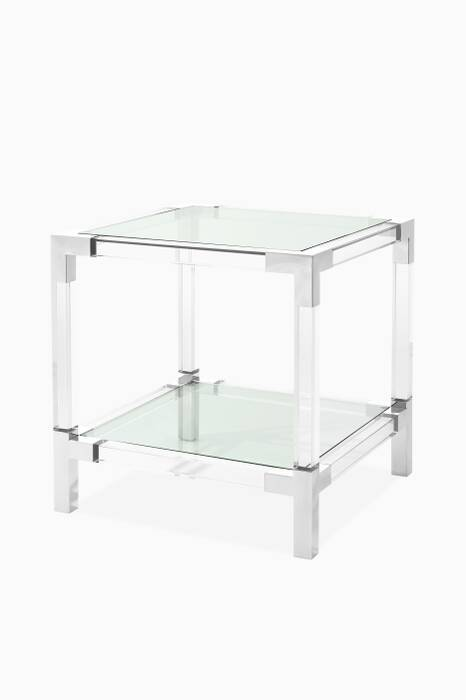Silver Royalton Side Table