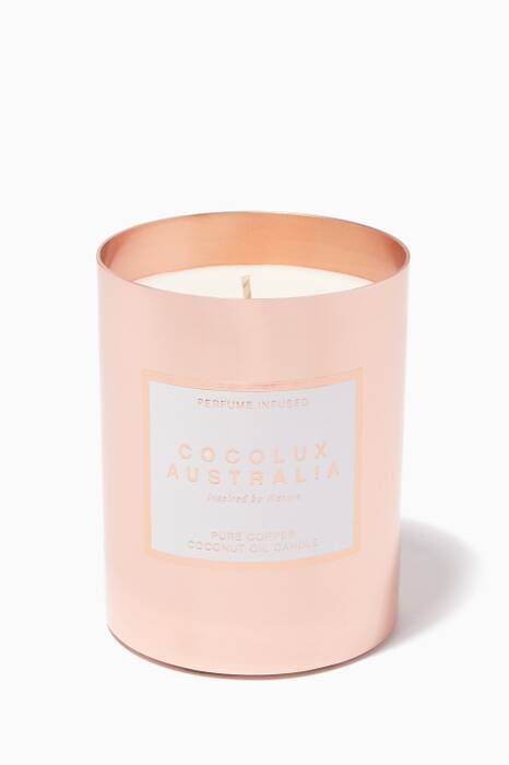 Sage Flower & Lemon Myrtle Sol Copper Candle, 350g