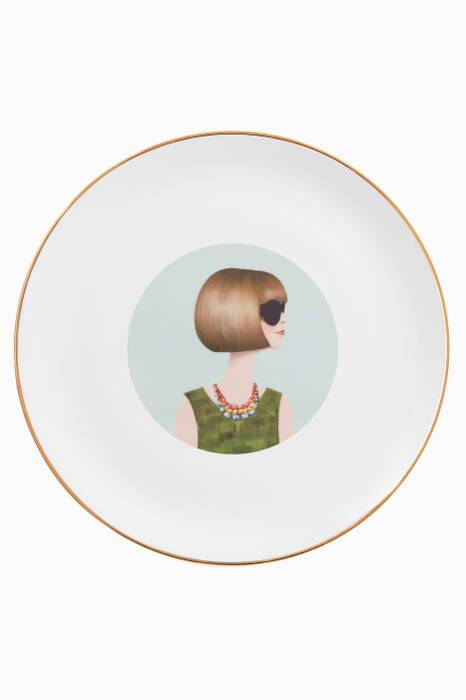Large Anna Plate