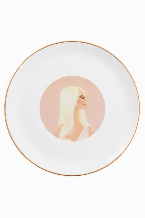 Large Donatella Plate