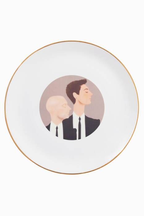 Large D&G Plate