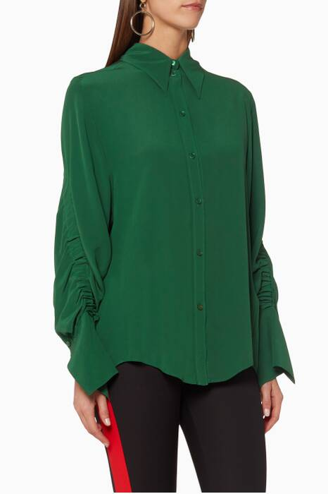 Green Thandie Shirt