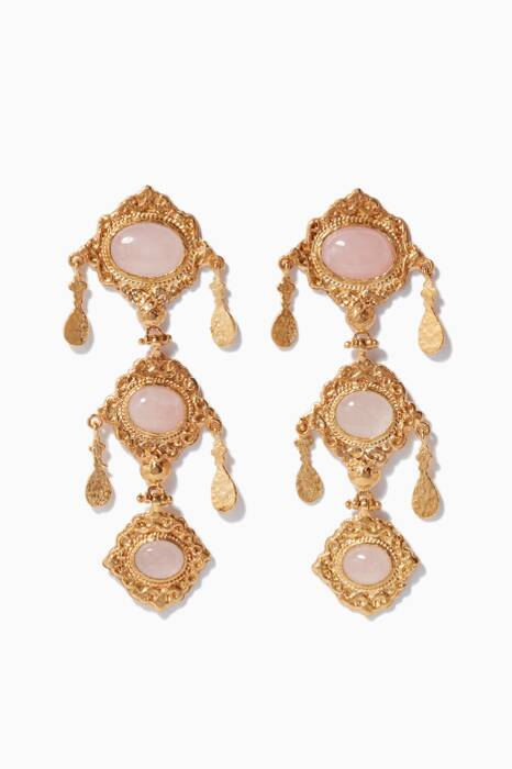 Light-Pink Anais Earrings