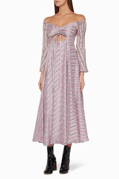Light-Pink Mariposa Dress