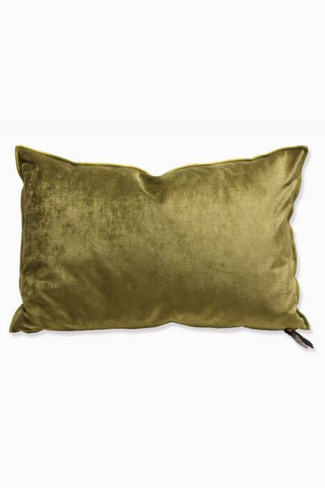 Absinthe Vice Versa Velour Cushion