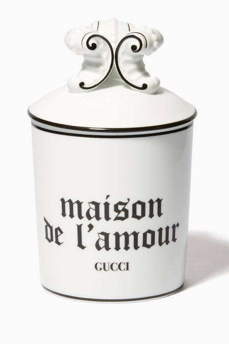 "Freesia XL ""Maison De L'Amour"" Candle"