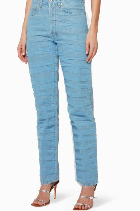 Light-Blue Tully Jeans
