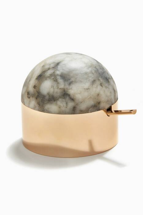 Rose-Gold Amare Sugar Bowl