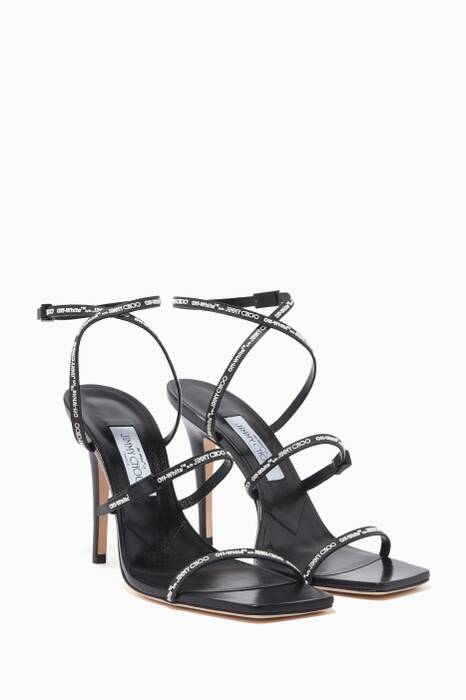 Jimmy Choo X Off-White Jane Sandals